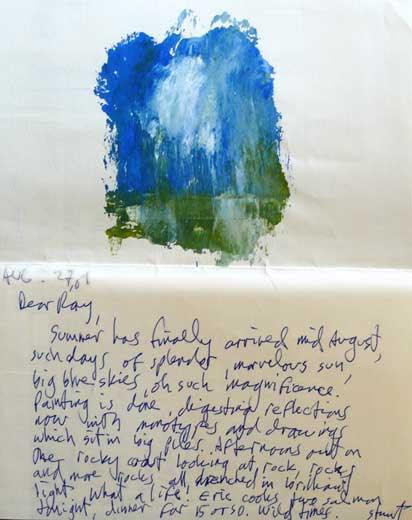 Stuart Shils writing