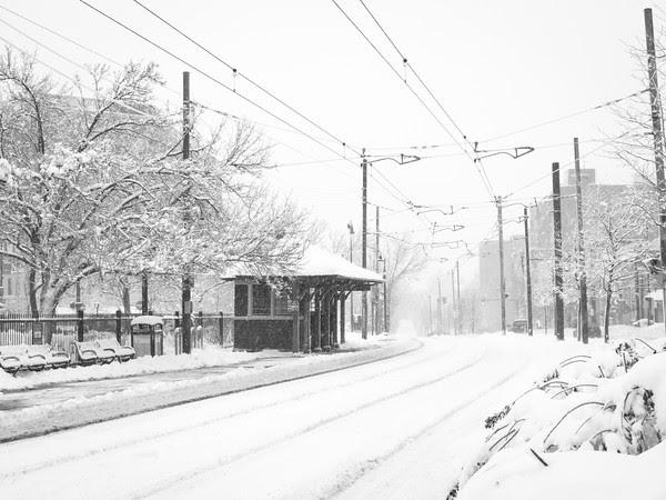 Brookline Snow Day