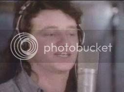 Bono: photo from http://www.hellodita.com/bandaid.html
