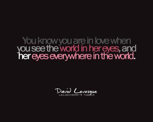 Romantic Quotes Eyes