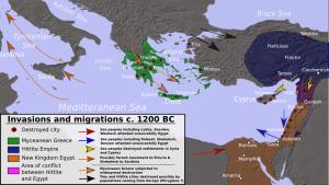 Η Ανατολική Μεσόγειος στις αρχές του 12ου αιώνος