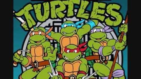 Teenage Mutant Ninja Turtles Theme Song Lyrics 1987