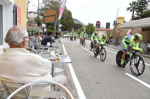 Giro d'Italia 2015 starts today on stunning Italian Riviera