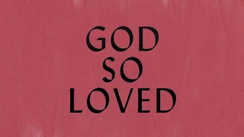 For God So Loved The World Lyrics Hillsong