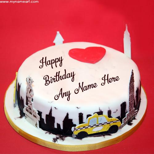Birthday Cake Pic Name Generator