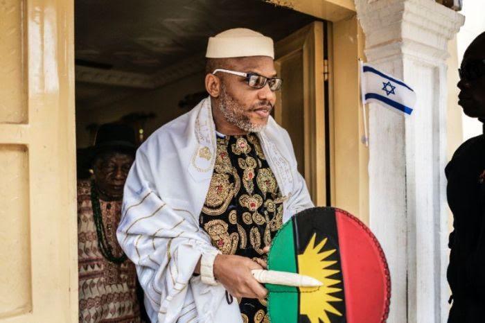 Vote And Remain In Slavery – Nnamdi Kanu Tells Igbo's