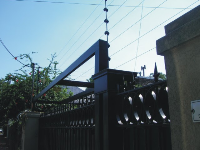 El boom de los cercos eléctricos o el modelo de sociedad construida