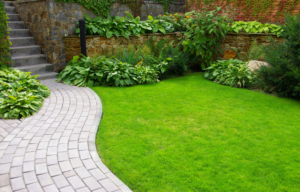 Front Yard Landscaping Miami Blaum Landscaping