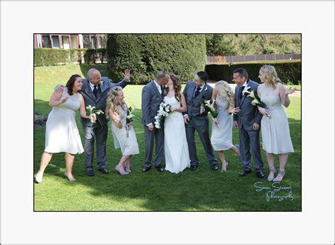 Tithe Barn Wedding at the Burford Bridge Hotel   Simon