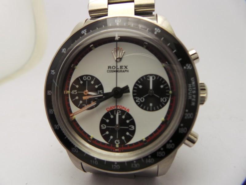 Rolex Daytona Vintage Watch 6241 Replica