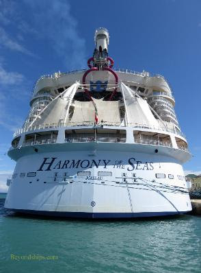 Harmony Of The Seas Profile Page And Guide