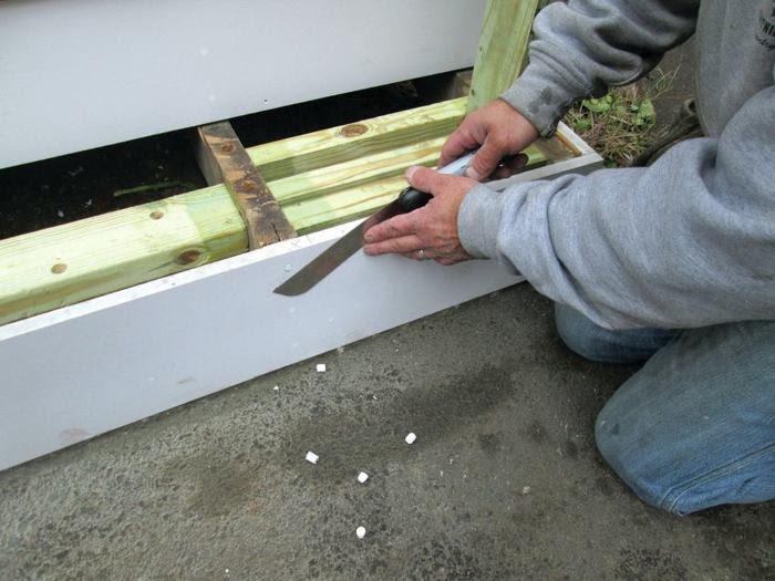 El método más efectivo para instalar bordes decorativos de PVC