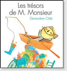 Howard B. Wigglebottom Listens to His Heart, Les trésors de M. Monsieur