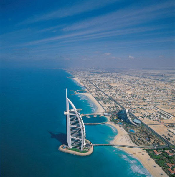Things to Do on Burj Al Arab Hotel Dubai