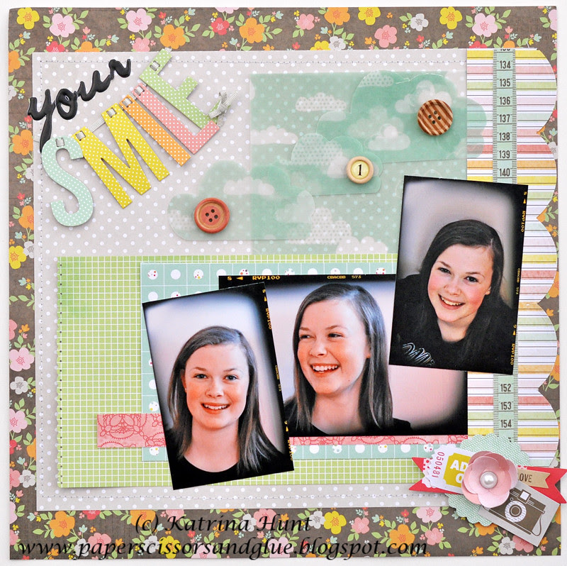 Guest Blogging at Scrapbook Steals Today!