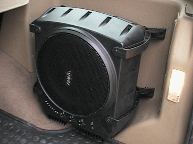 Land Rover Discovery Stereo Wiring Diagram Subwoofer Installation Disco Stereo Subs Install