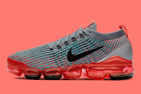 "ab94c91979 Nike Vapormax 3 ""Flash Crimson"" Releases This Saturday"
