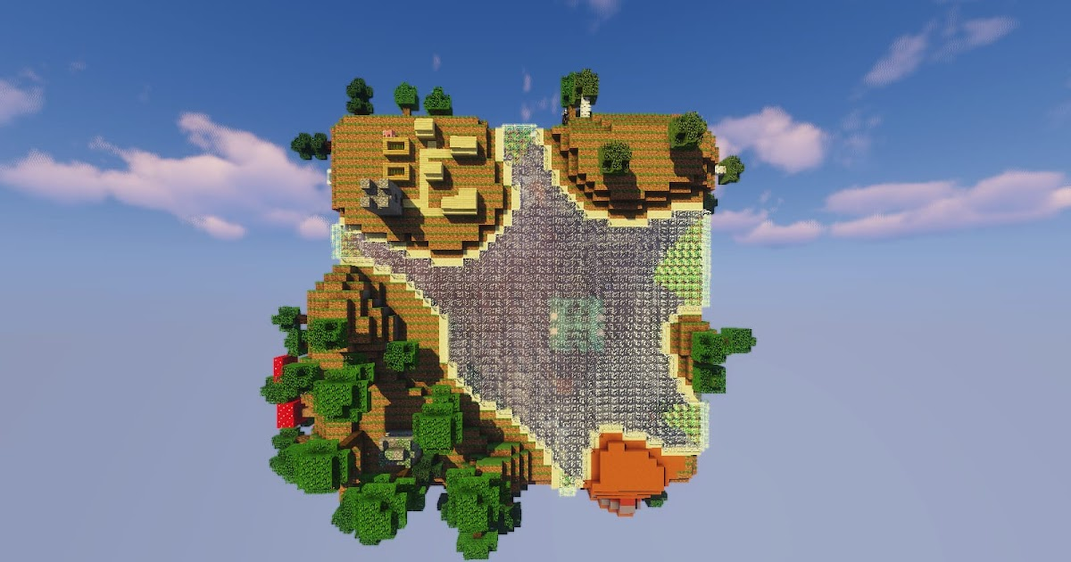 Minecraft Map Download Survival Tokoped F