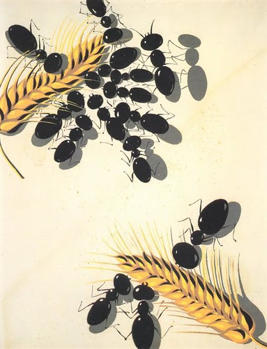 Les Fourmis (The Ants) - Salvador Dali