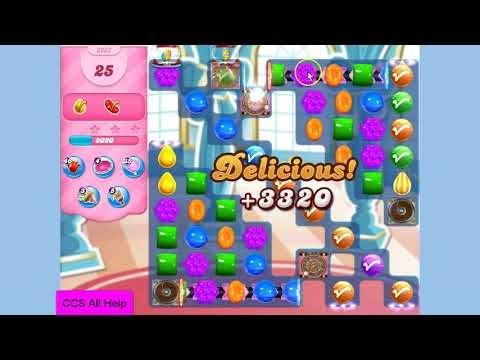 Nivel 282 candy crush