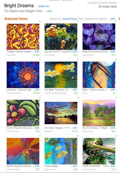 Bright Dreams Treasury
