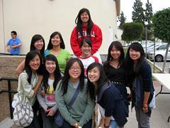 Smallgroup Girls