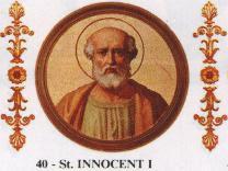 Image of St. Innocent I