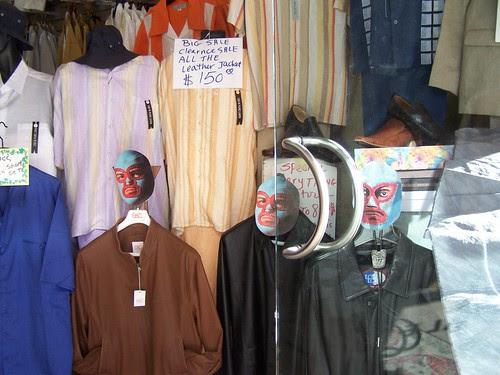 wrestling masks and sale items