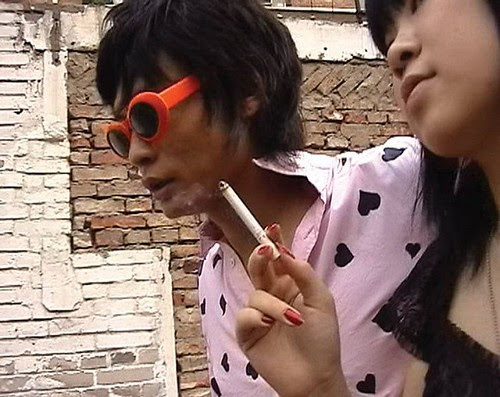 Beijing Bubbles film still- Joyside