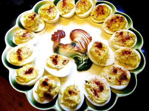 Egg Dish-Easter
