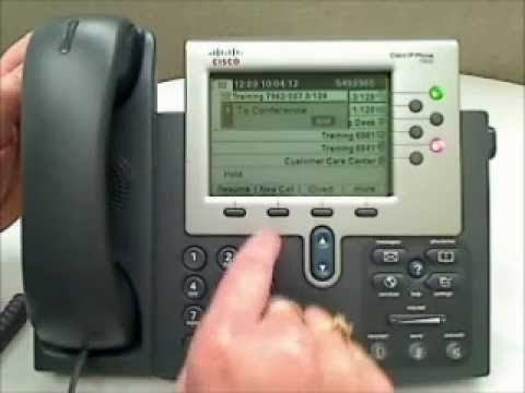 Conference Call Cisco 7961 | 02 Conference Call