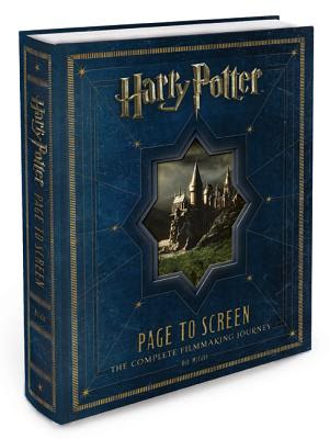 harry potter page to screen cover