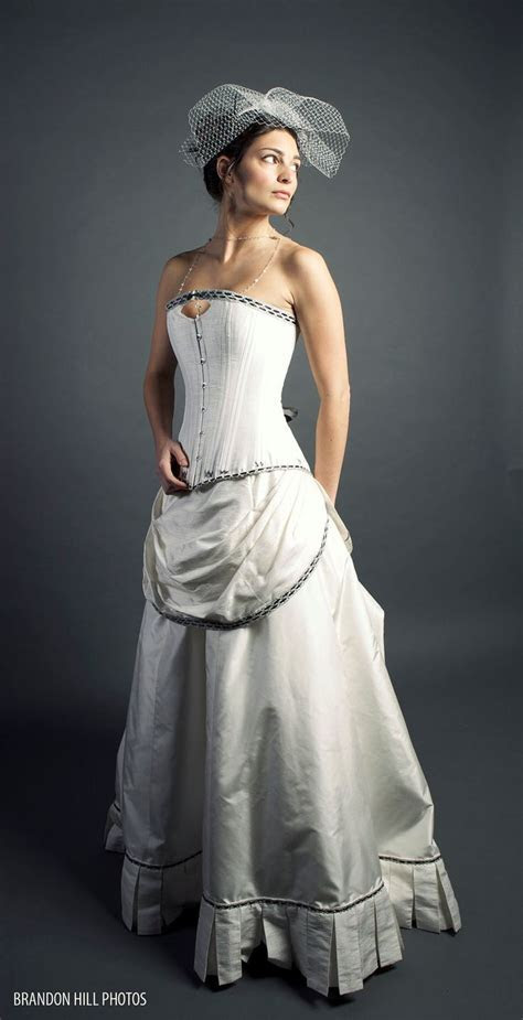 Best 25  Steampunk wedding dress ideas on Pinterest