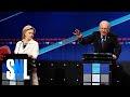 SNL Recreates Brooklyn Democratic Debate - Video