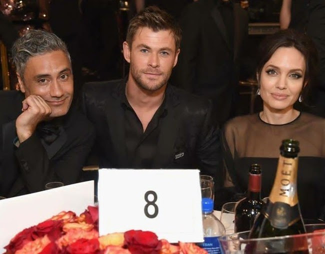 Chis Hemsworth Y Angelina Jolie