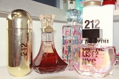myperfume collection