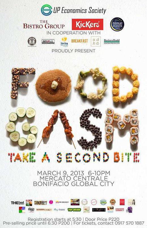 Foodgasm Poster