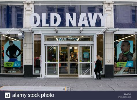 Old Navy Store Stock Photos & Old Navy Store Stock Images