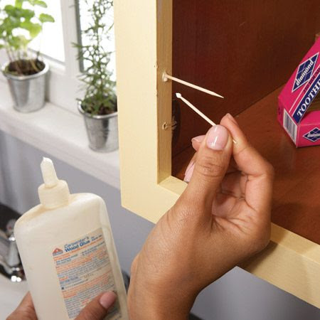 Home Repair: How to Fix Kitchen Cabinets   The Family Handyman