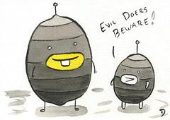Evil Doers Beware