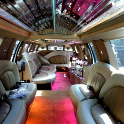 Limo With Amazing Sound System ? Time Limousine Service