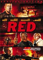 RED (DVD Cover)