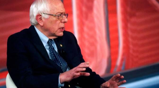 Bernie Sanders quelle était sa religion