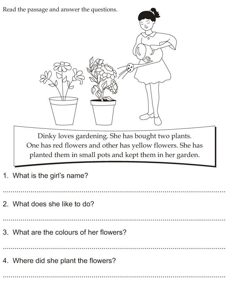 Read the passage and answer the questions   Download Free ...