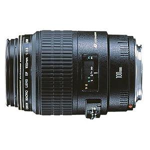 Canon EF 100mm f/2.8 Macro USM Lens for Canon SLR Cameras