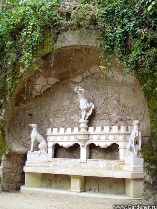 парк Кинта-да-Регалейра фото 14 (525x700, 116Kb)