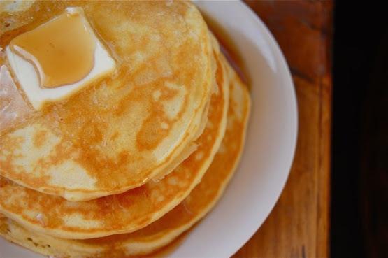 Basic Pancake Mix Re
