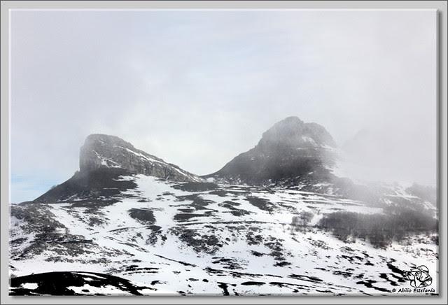 9 Nieve en Lunada