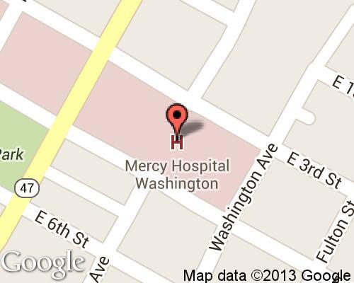Mercy Hospital Washington Medical Records