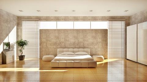 schlafzimmer mit dachschräge gestalten: wohnideen schlafzimmer